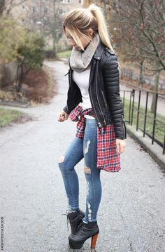 Cute casual chic outfits, Casual wear