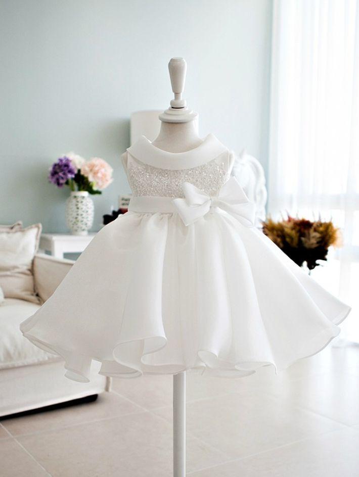 Dress For Baptism, Flower girl, Party dress