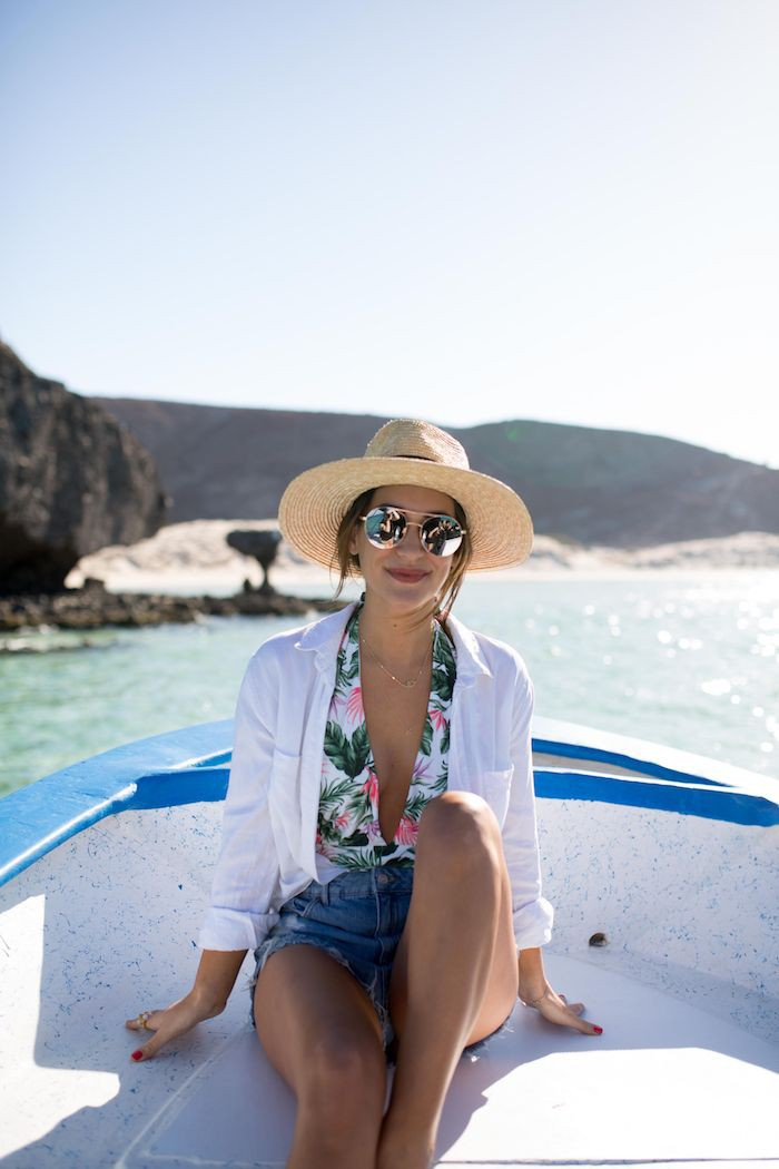 Boating Outfits, The Cortez Club, La Paz