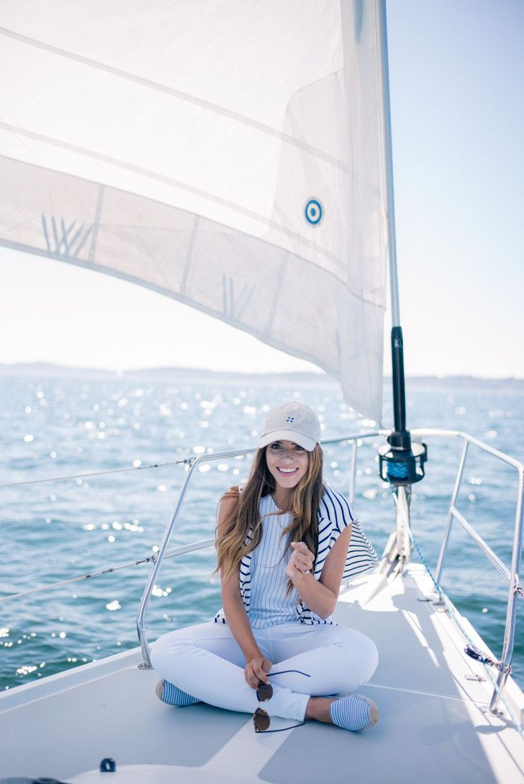 Summer Boating Outfits
