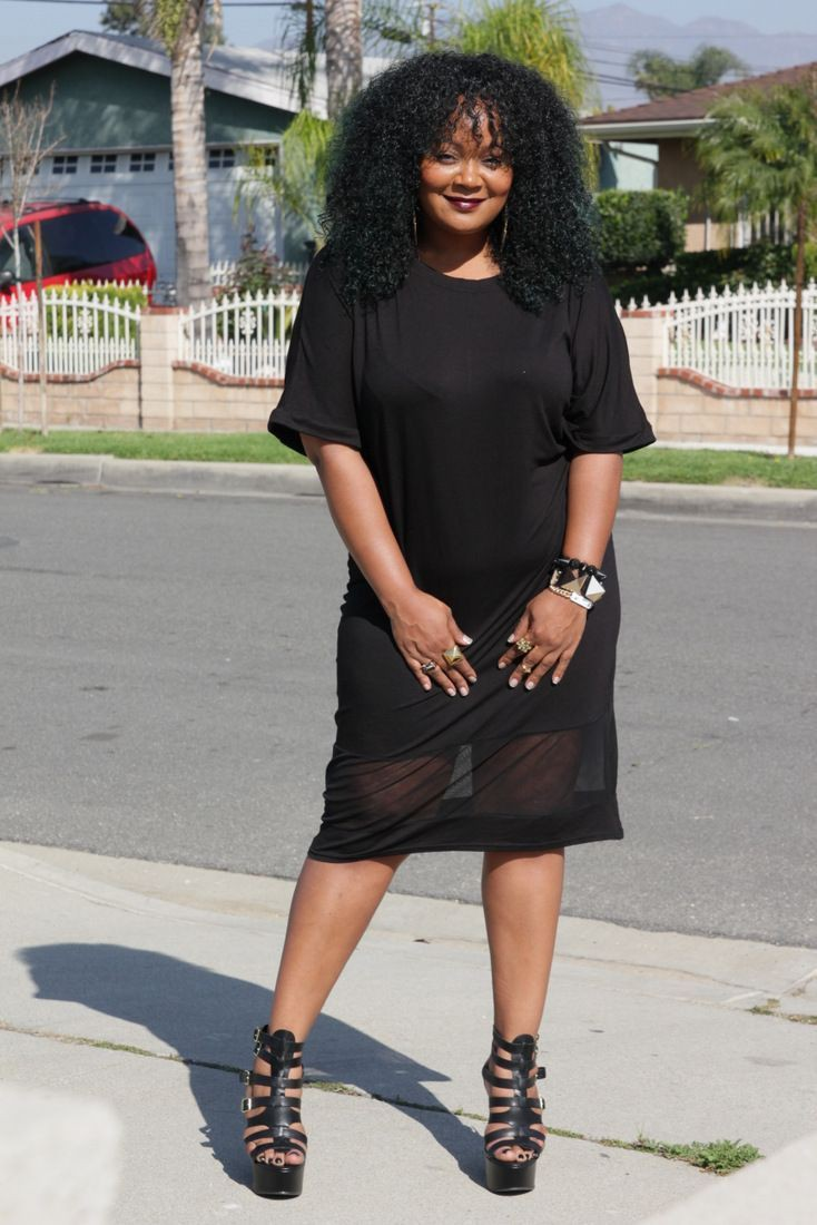 Awesome ideas for little black dress, Jeans Black