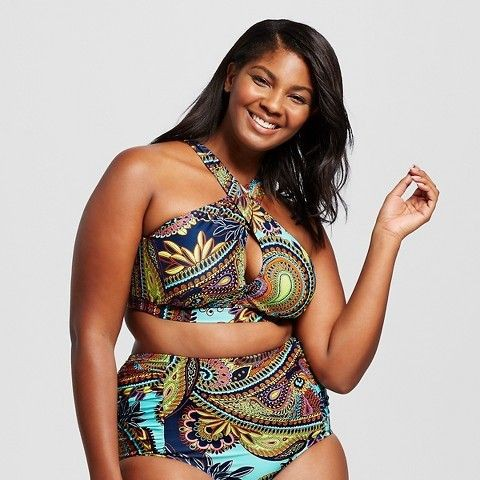 Find these nice swimsuits now, Plus Size Swimwear