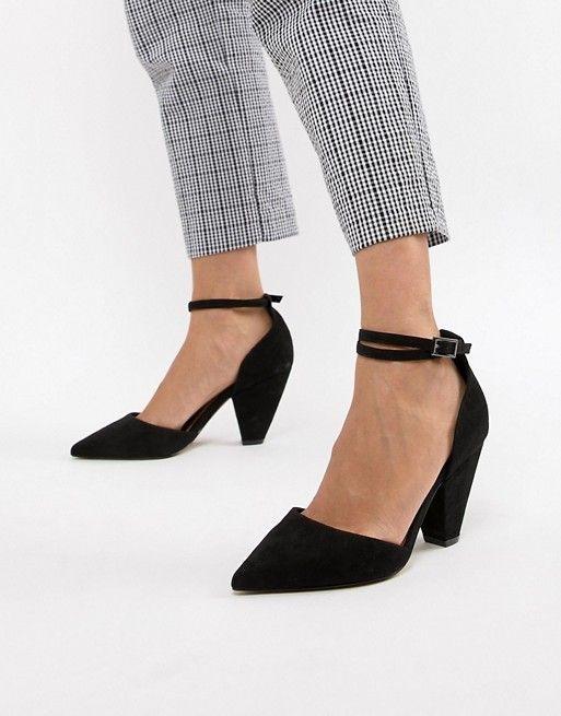 Scarpe donna tacco medio, High-heeled shoe