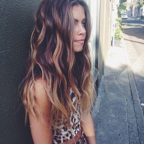 Hair colour curly hair, Brown hair