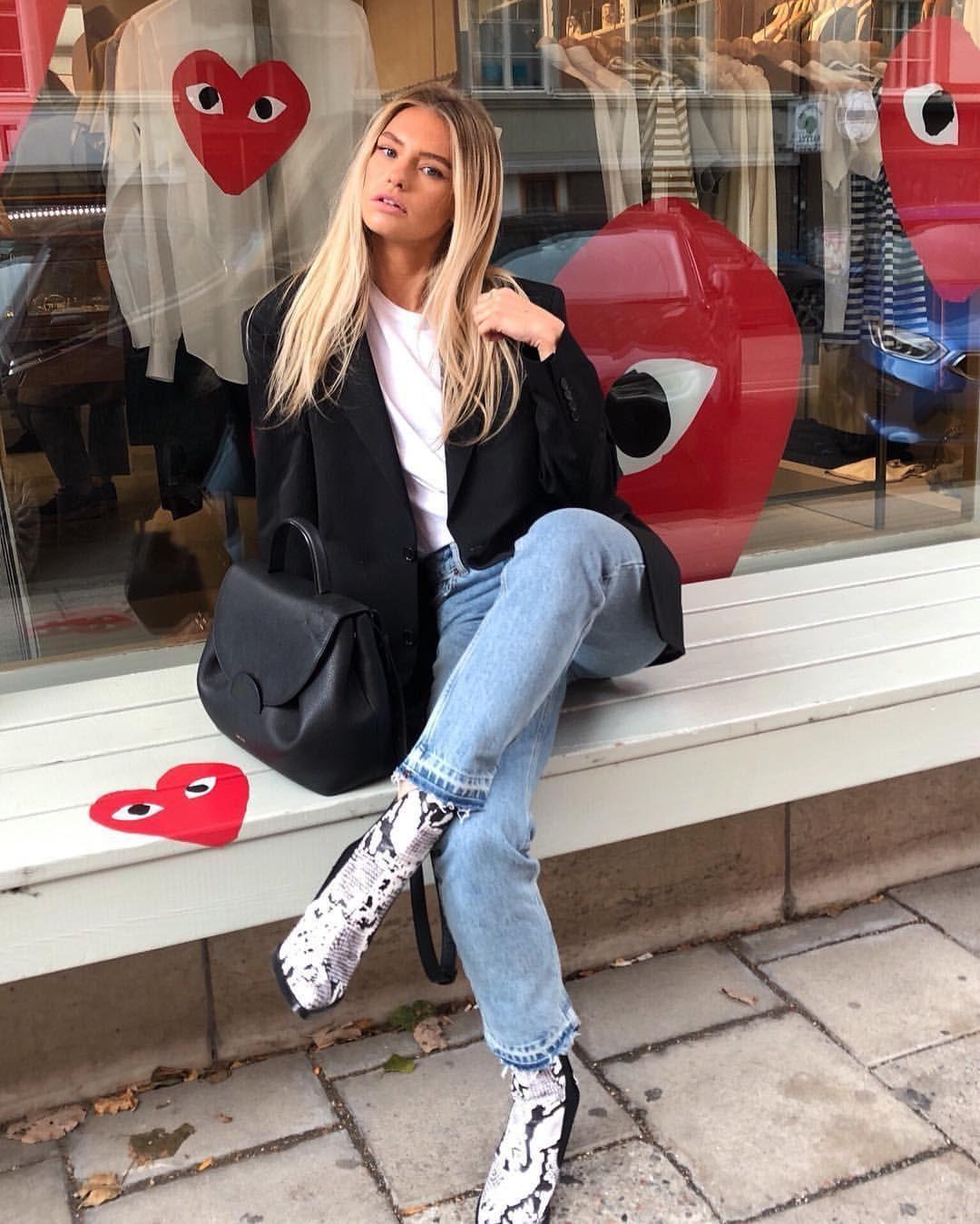 Dazzling ideas for ida sjunnesson, Street fashion