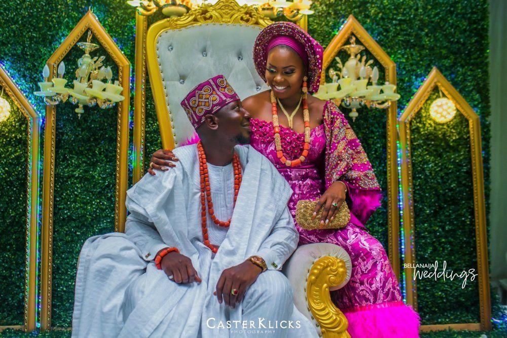 Nigerian Dresses For Nigerian Brides, Wedding chapel
