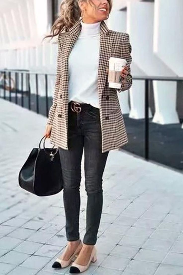 Winter work outfits business casual