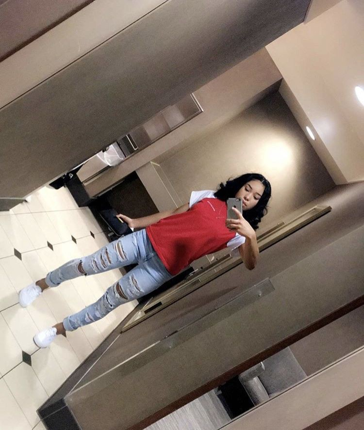 Instagram Baddie Outfits For School, Casual wear, Sleeveless shirt