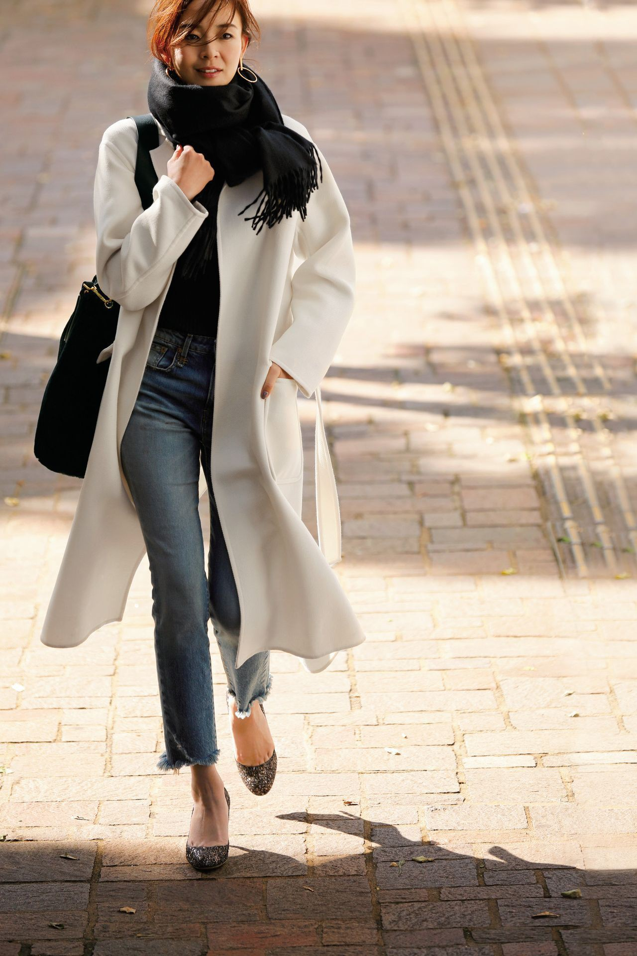 Stylish Work Outfits For Winter, Casual wear, Street fashion