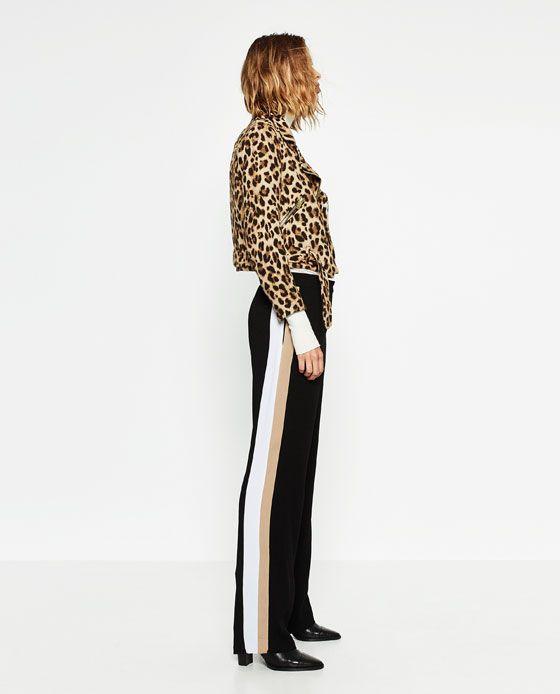 Beautiful Side stripe trousers