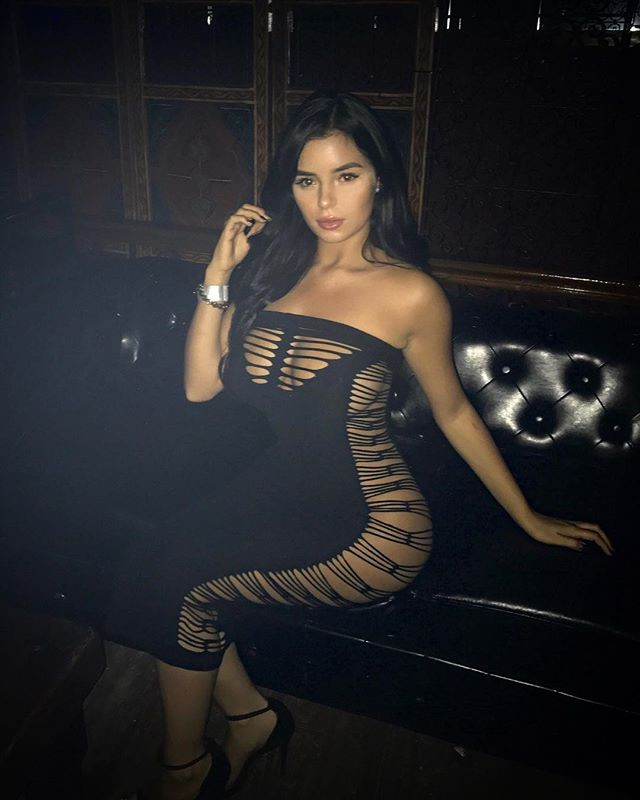 Dreamy designs for kim kardashian inglese, Demi Rose