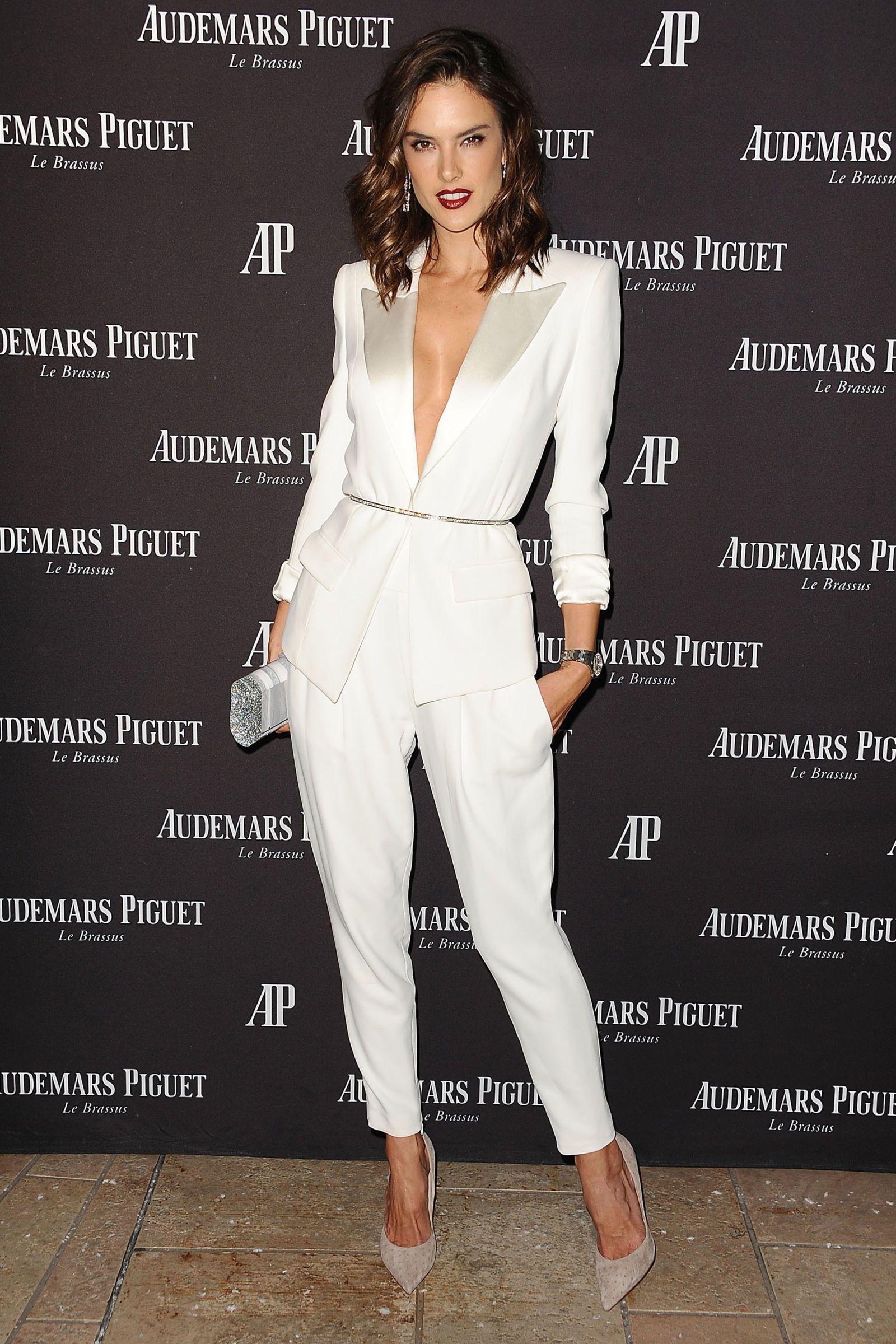 White tuxedo suit womens, Formal wear