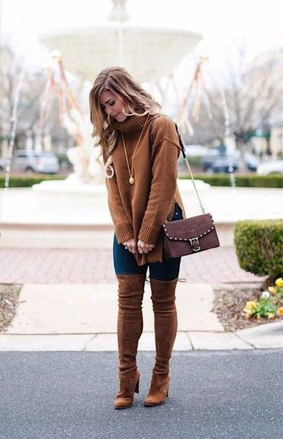 Boot Outfit For Women