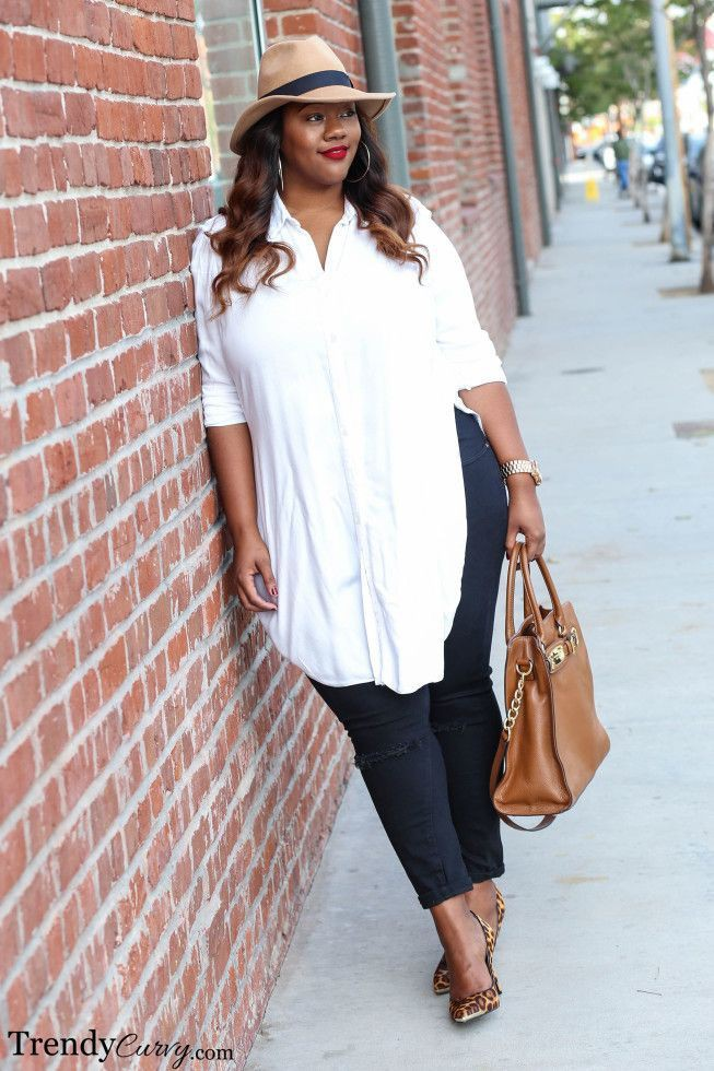 Modern plus size fashion, Plus-size clothing