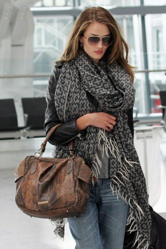 Great style parisian style scarf, Fashion accessory