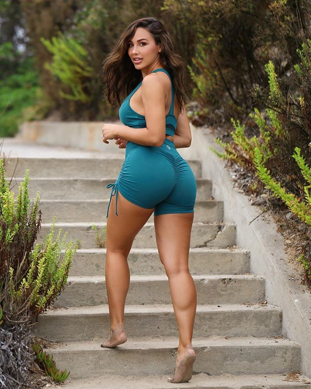 Ana Cheri, HIIT workout