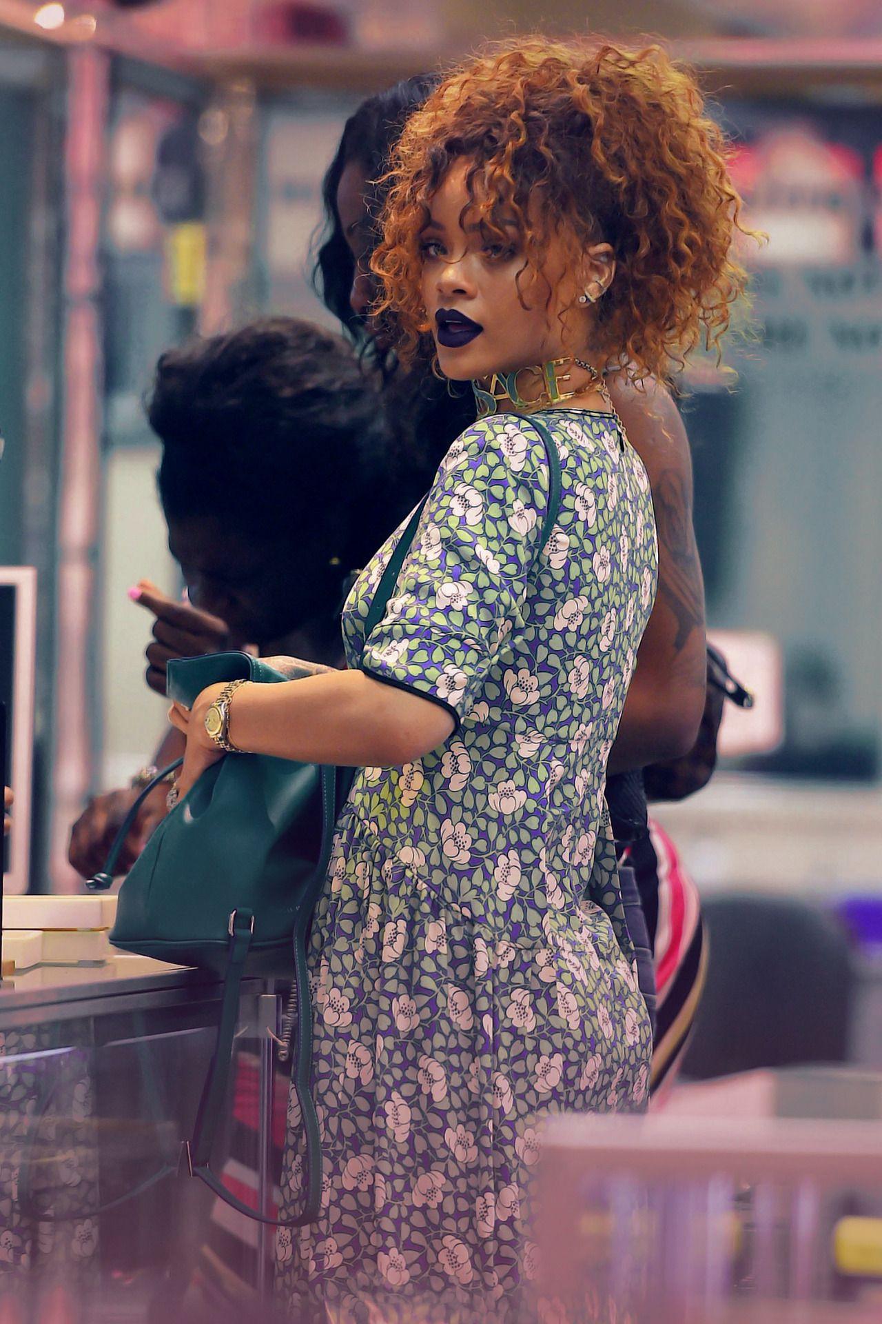Chocolate girls choice rihanna curls