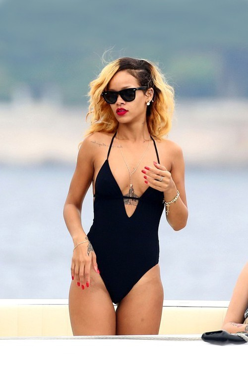 Like or follow), (NULL, in case you find these rihanna bathing suits, One-piece swimsuit