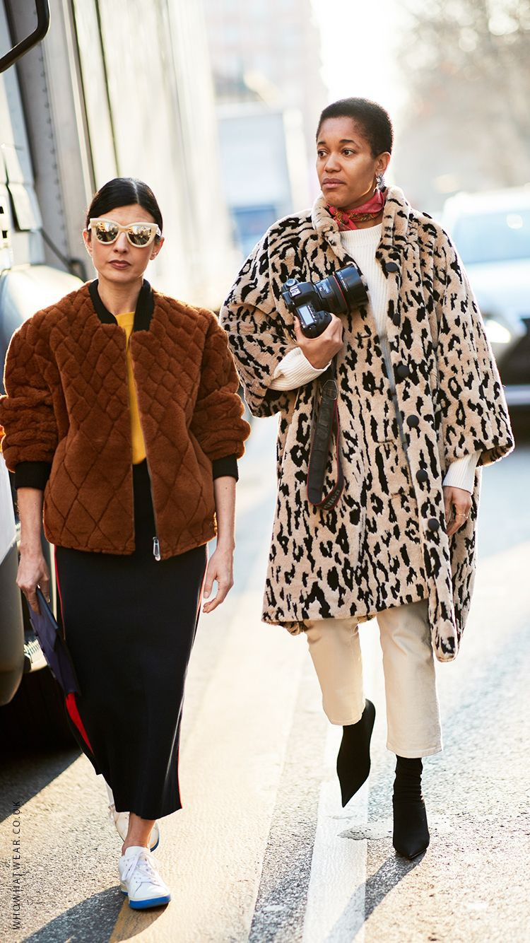 Find more on fur clothing, Milan Fashion Week