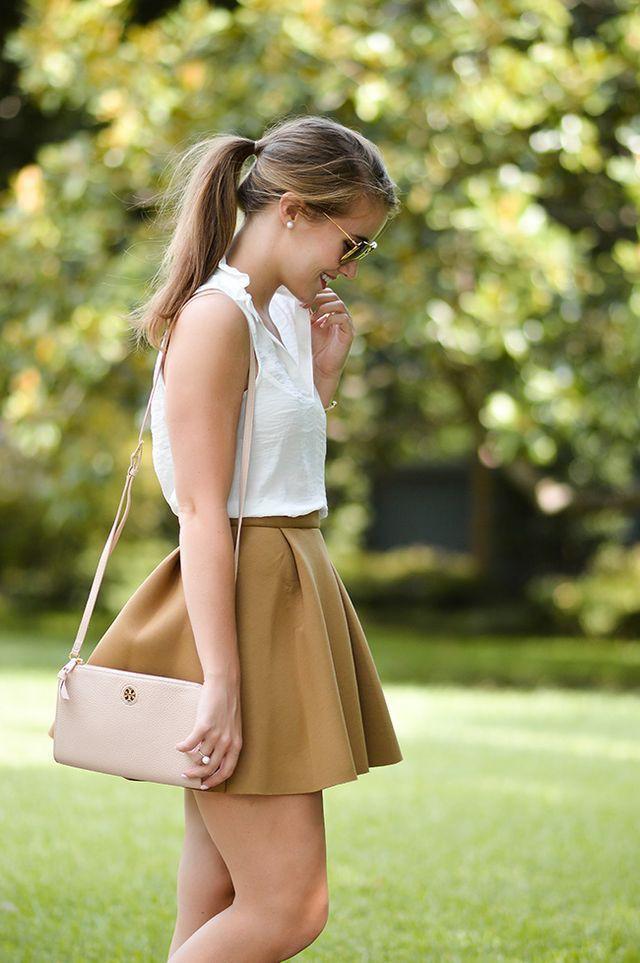 Skater Skirts Outfits, Skater Skirt