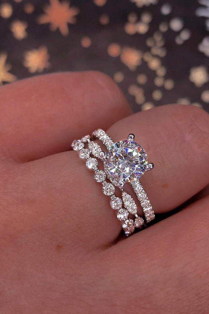 Simple wedding ring sets, Wedding ring