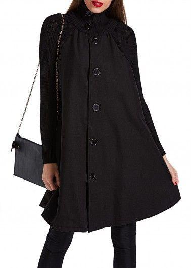 Simple Overcoat for Women