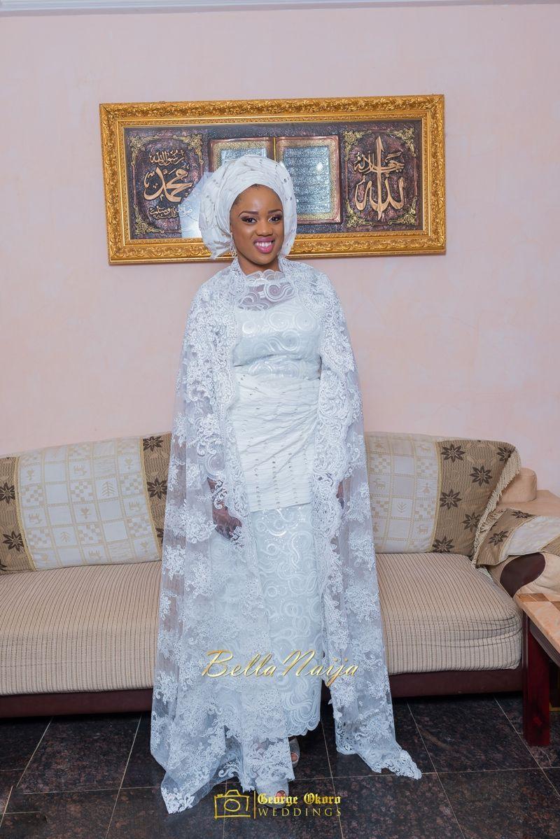Nigerian Dresses For Nigerian Brides, Islamic marital practices, Fashion in Nigeria