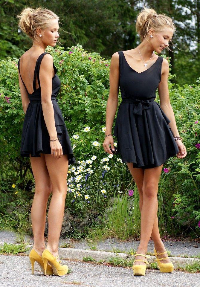 Black dress colored heels, High-heeled shoe