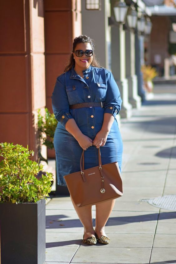 Plus Size Workwear Outfits, Little black dress, Plus-size clothing