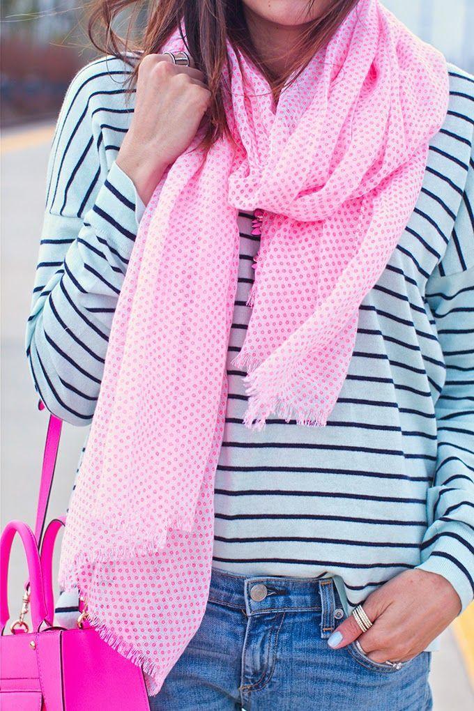 This is great! bufanda rosada mujer, Casual wear