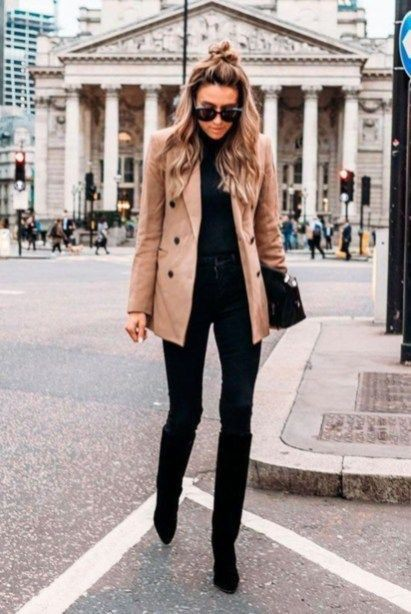 Outfit inspo for winter, Casual wear