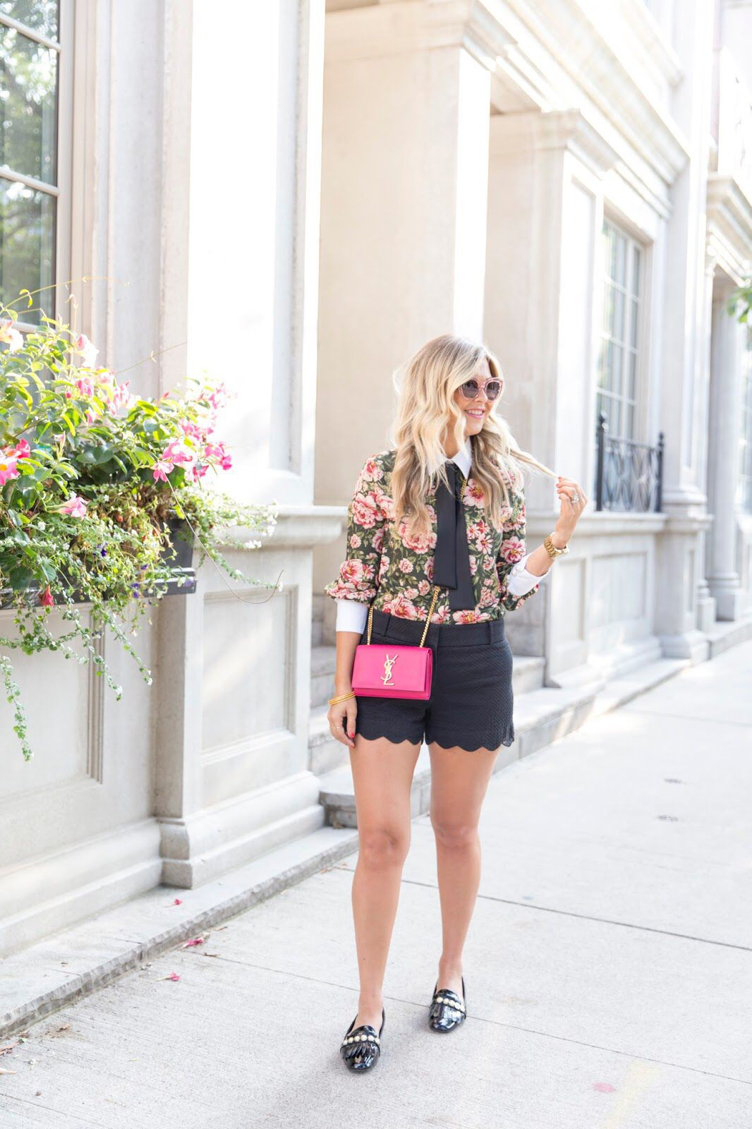 Cute Outfits With Black Shorts