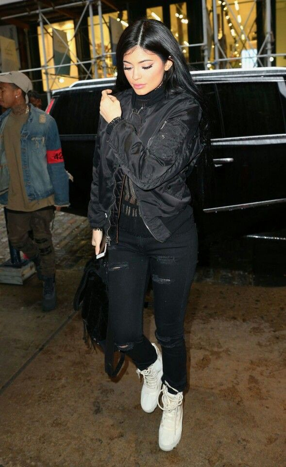 Kylie jenner winter outfits 2016, Kylie Jenner