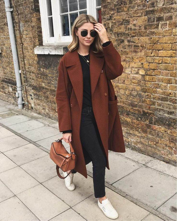 Oh my god! Check out this fashion coats, Street fashion