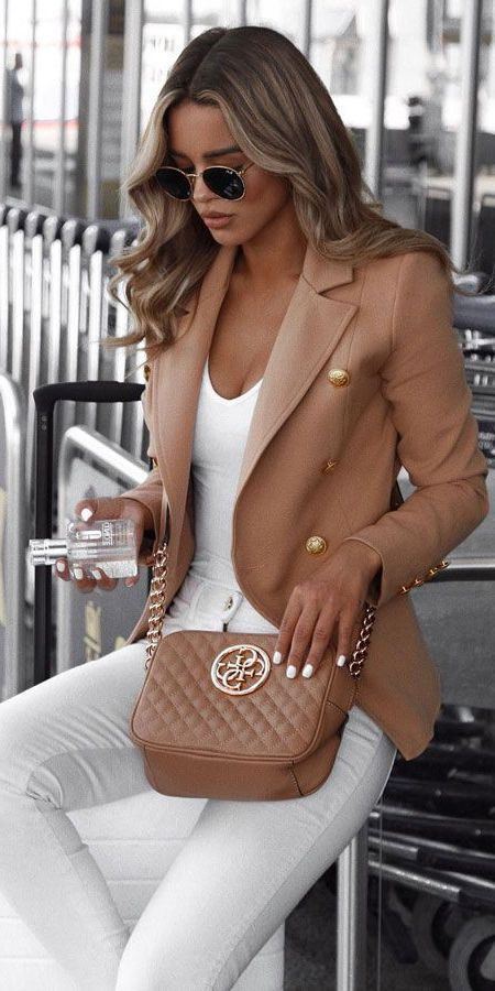 Casual Blazer Outfits Female, Casual wear