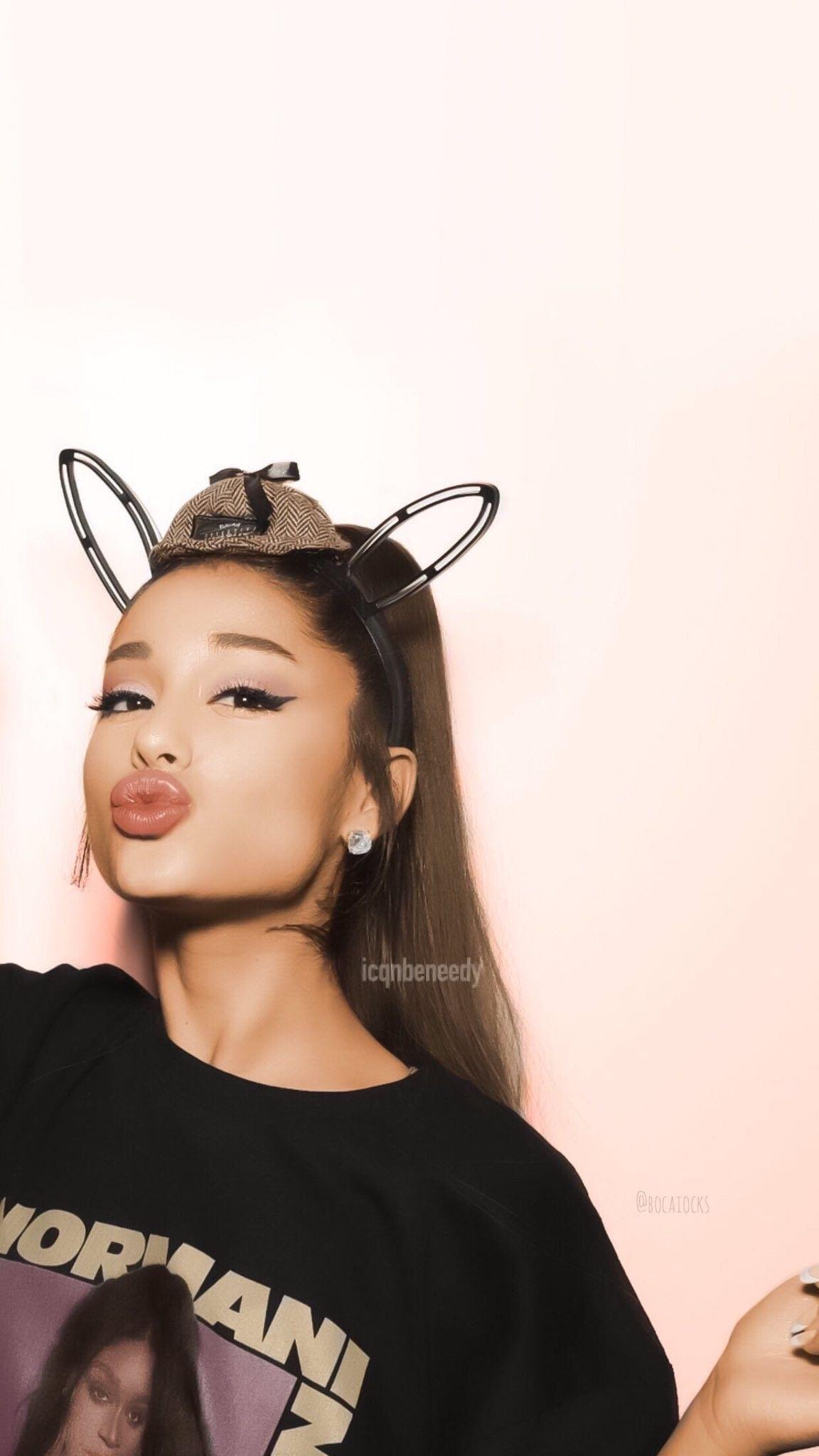 Cute Ariana Grande's Outfits, goodnight n go
