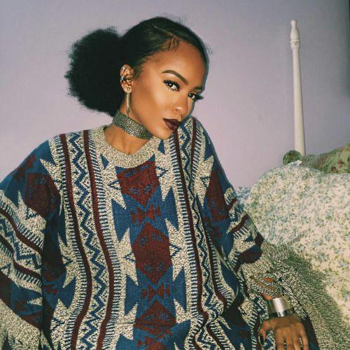 Beautiful Black Women, Human hair color, Box braids