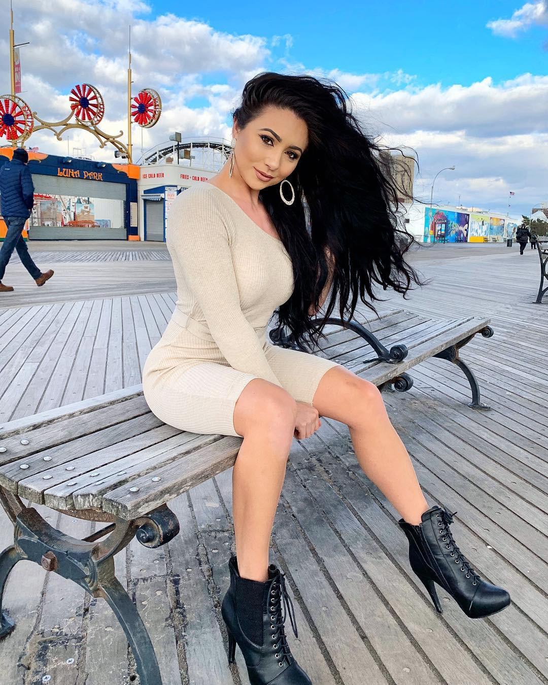 Ashley Nocera Instagram, A.J. Styles, Kairi Sane