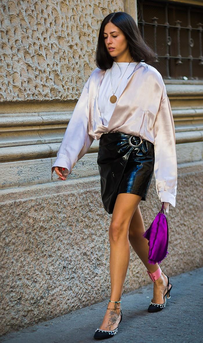 Study more about gilda ambrosio, Paris Fashion Week