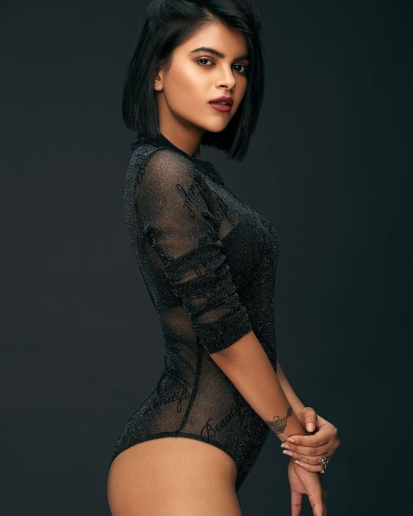 Have you ever tried fashion model, Aditi Rao Hydari