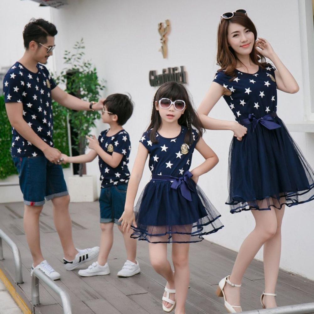 Dad n daughter dress, Casual wear