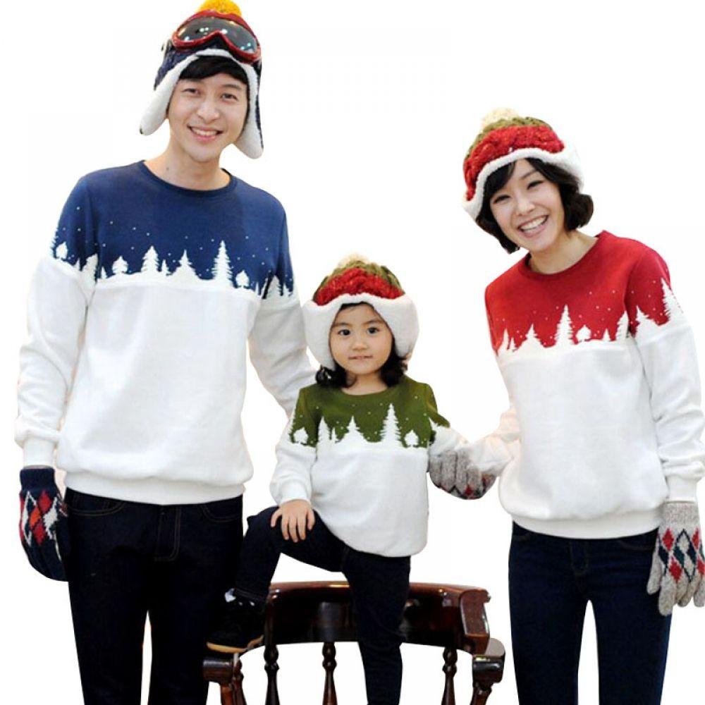 Beautiful and elegant ropa navidad familia, Christmas Day
