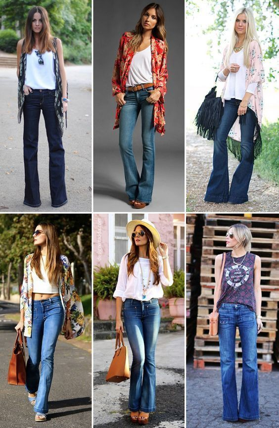 Womens active wear usar pantalones acampanados, PANTALON BOTA ANCHA