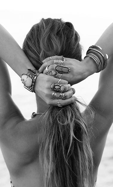 You must check these boho turquoise jewelry, Slave bracelet