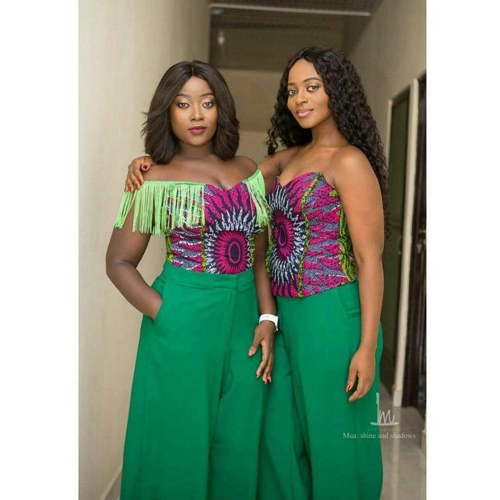 Ankara Gown Styles, African wax prints, Aso ebi