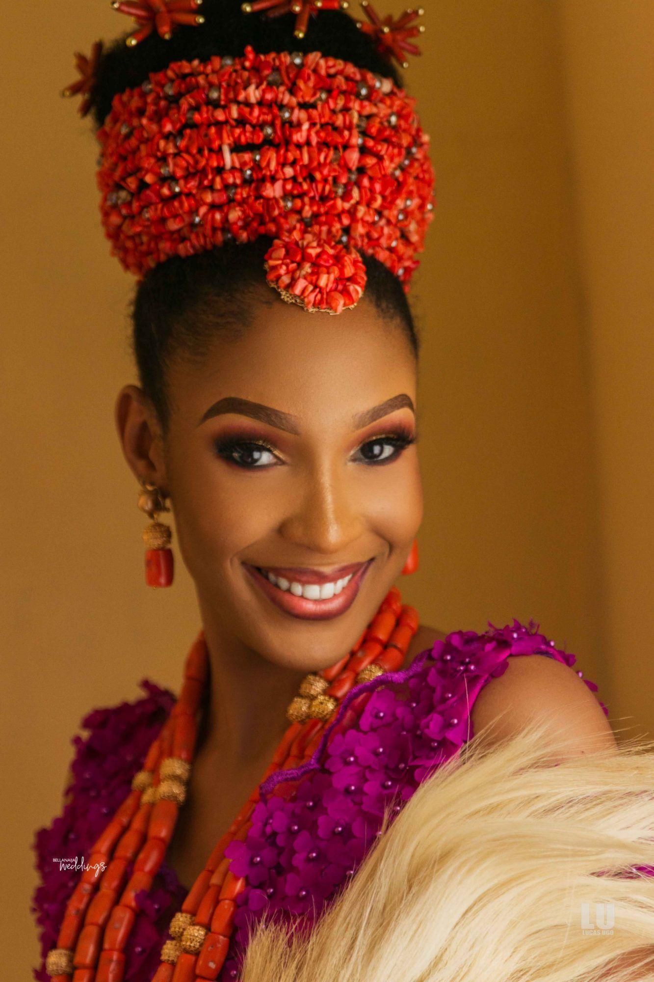 Nigerian Dresses For Nigerian Brides, Colors beauty store, Love Culture