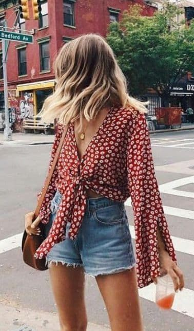 Most liked ideas for summer trendy outfits, Grunge fashion