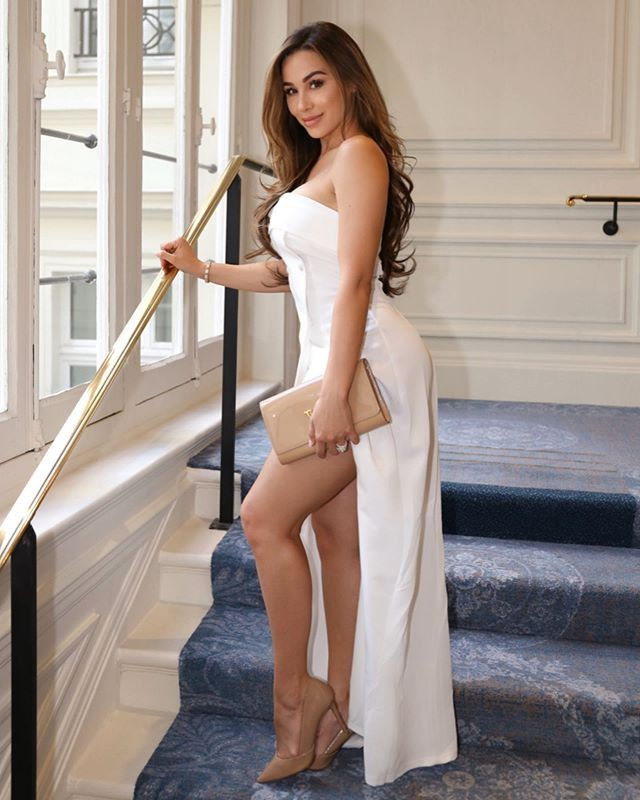 Fresh and popular Ana Cheri, Playboy Playmate