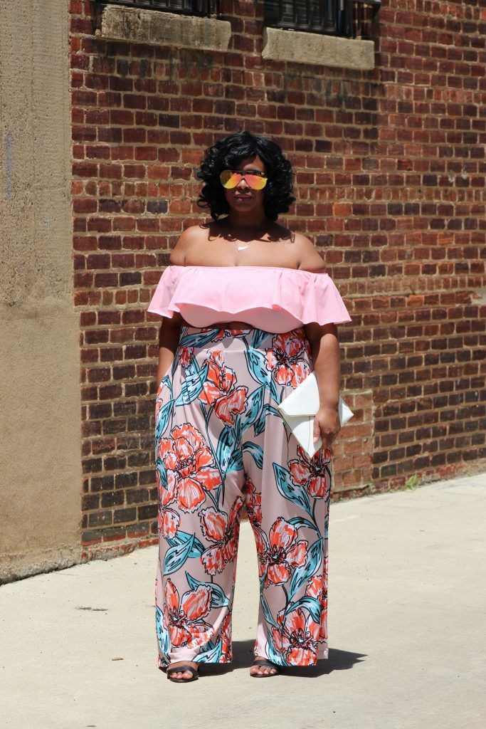 Outfits para flower power, Crop top