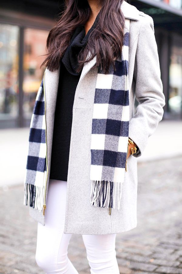 Dresses With Scarves, Bow Blouse White, Slim-fit pants